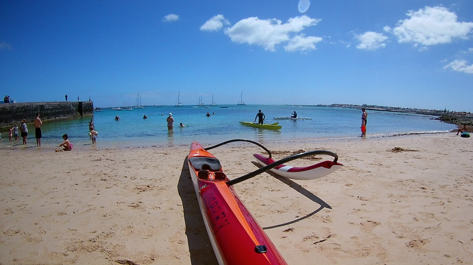 Surfski rental